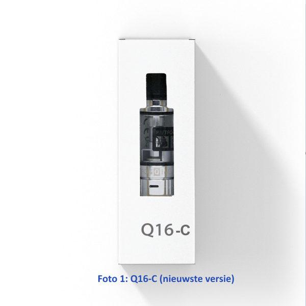 Justfog Q16C Nieuwe versie