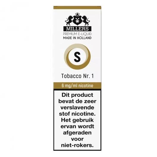 Tobacco nr 1 Millers Silverline