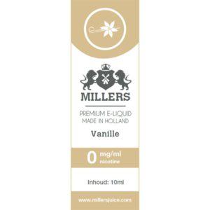 Millers Siverline Vanille