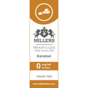 Karamel Millers Silverline E-liquid