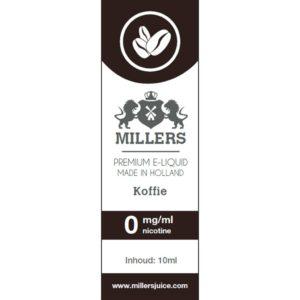 Koffie Millers Silverline E-liquid