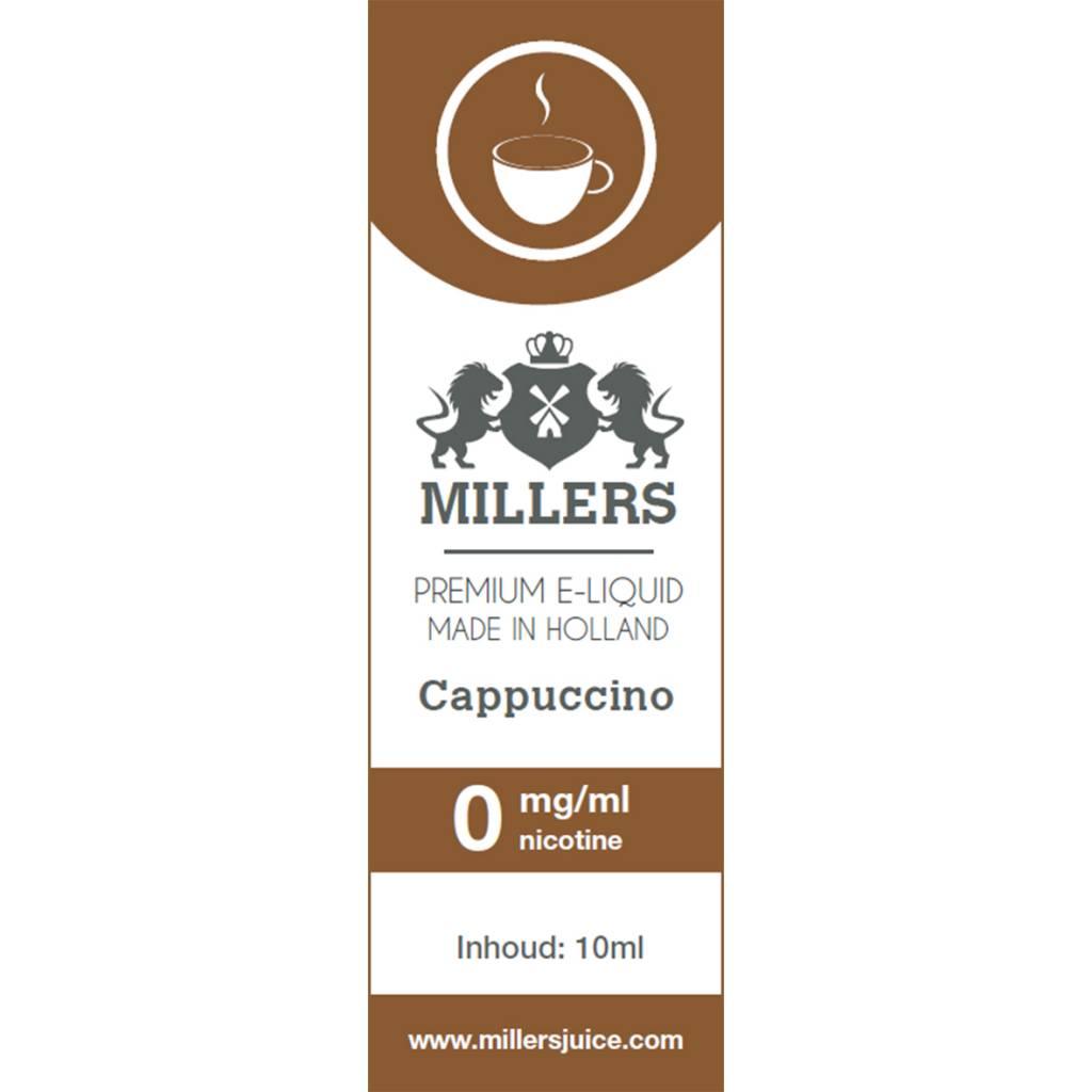 Cappuccino Millers Silverline (NL) E-liquid