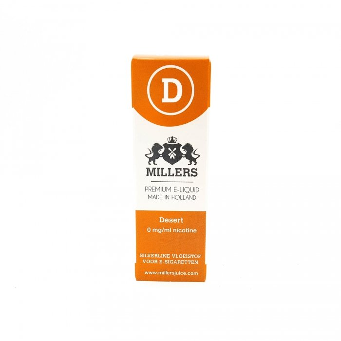 Desert Millers E-liquid Silverline