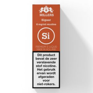 Sigaar Millers E-liquid NL