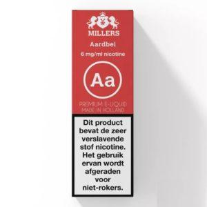 Aardbei Millers (NL) Silverline E-liquid
