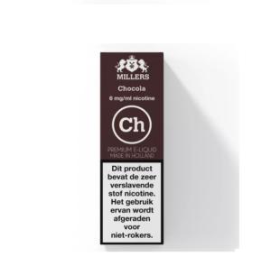 Chocola Millers Silverline E-liquid