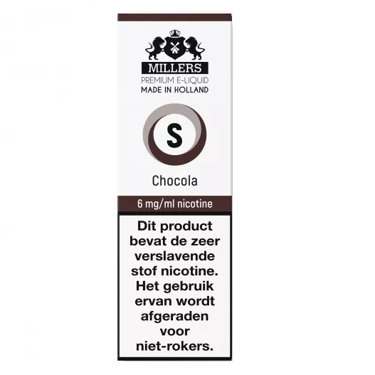 Chocolade Millers Silverline