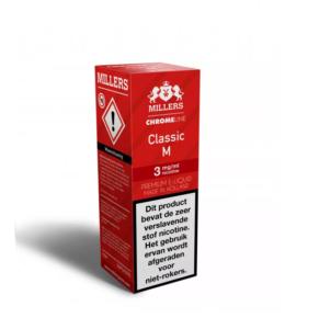Classic M Millers Chromeline E-liquid