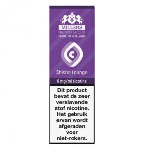 Shisha Lounge Millers Chromeline