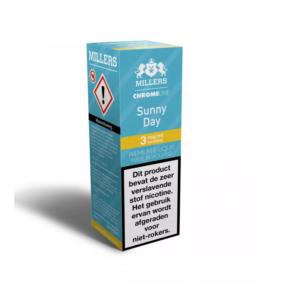 Sunny Day Millers Chromeline E-liquid