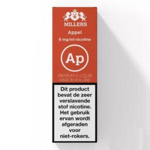 Appel Millers (NL) Silverline E-liquid