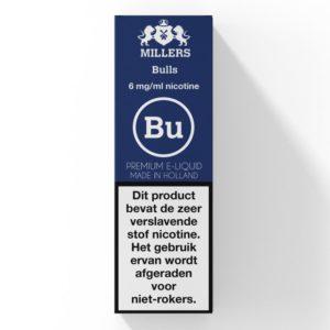 Bulls Millers (NL) Silverline E-liquid