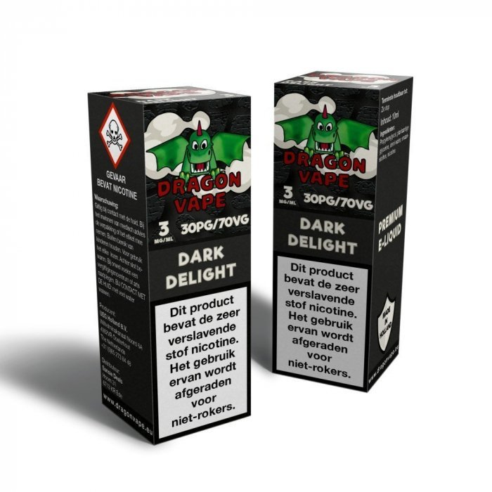 Sansie Dragon Vape Dark Delight