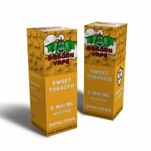 Sansie Dragon Vape Sweet tobacco