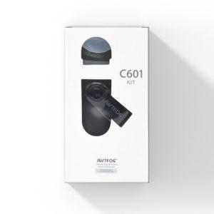 Justfog C601 Starterskit Zwart