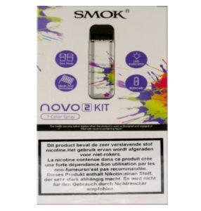 Startset Novo 2 POD-Systeem 800mAh SMOK