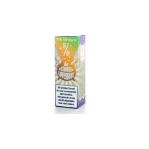 Zoete Ananas - Stoomtovenaar Nic Salt E-liquid Elixers