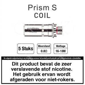 Coils Prism T20S Innokin