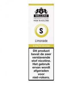 Limonade Millers Silverline