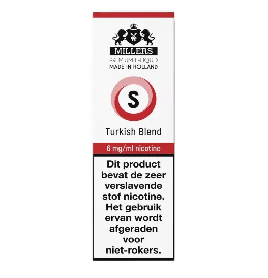 Turkish Blend Millers Silverline