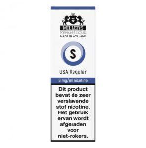 USA Regular Millers Silverline
