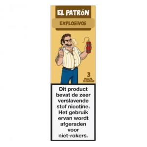 Explosivos - El Patrón E-liquid