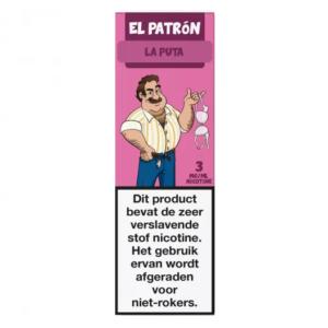 La Puta - El Patrón E-liquid