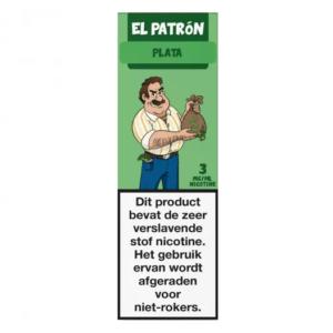 Plata - El Patrón E-liquid