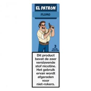 Plomo - El Patrón E-liquid